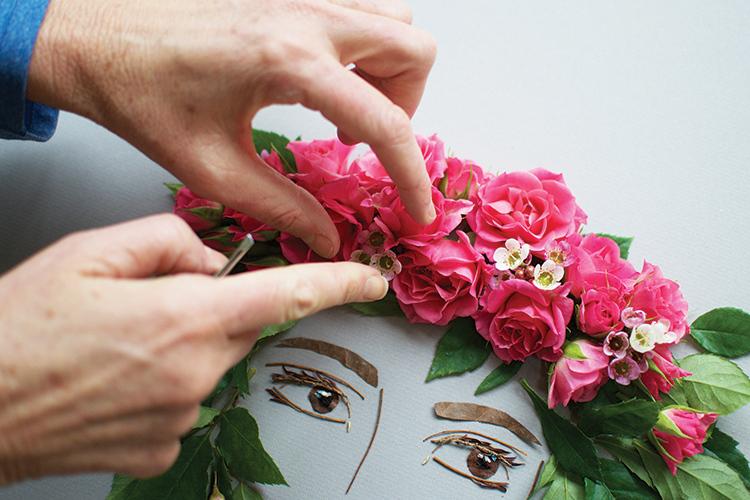 Brooke & Vicki Rawlins floral work 3
