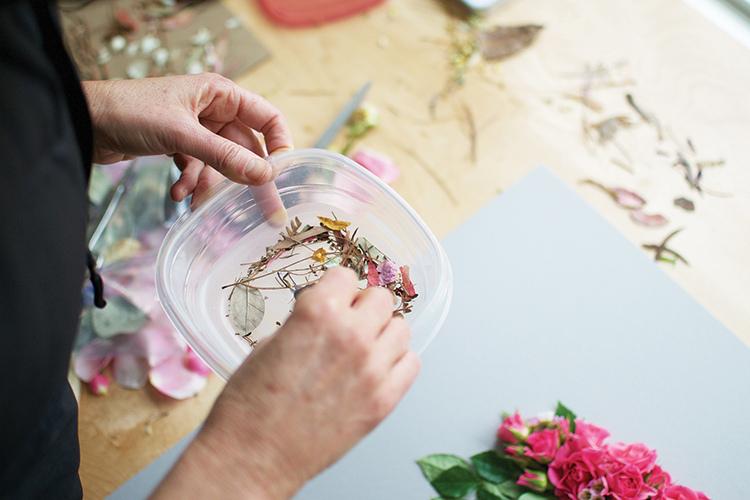 Brooke & Vicki Rawlins floral work 2