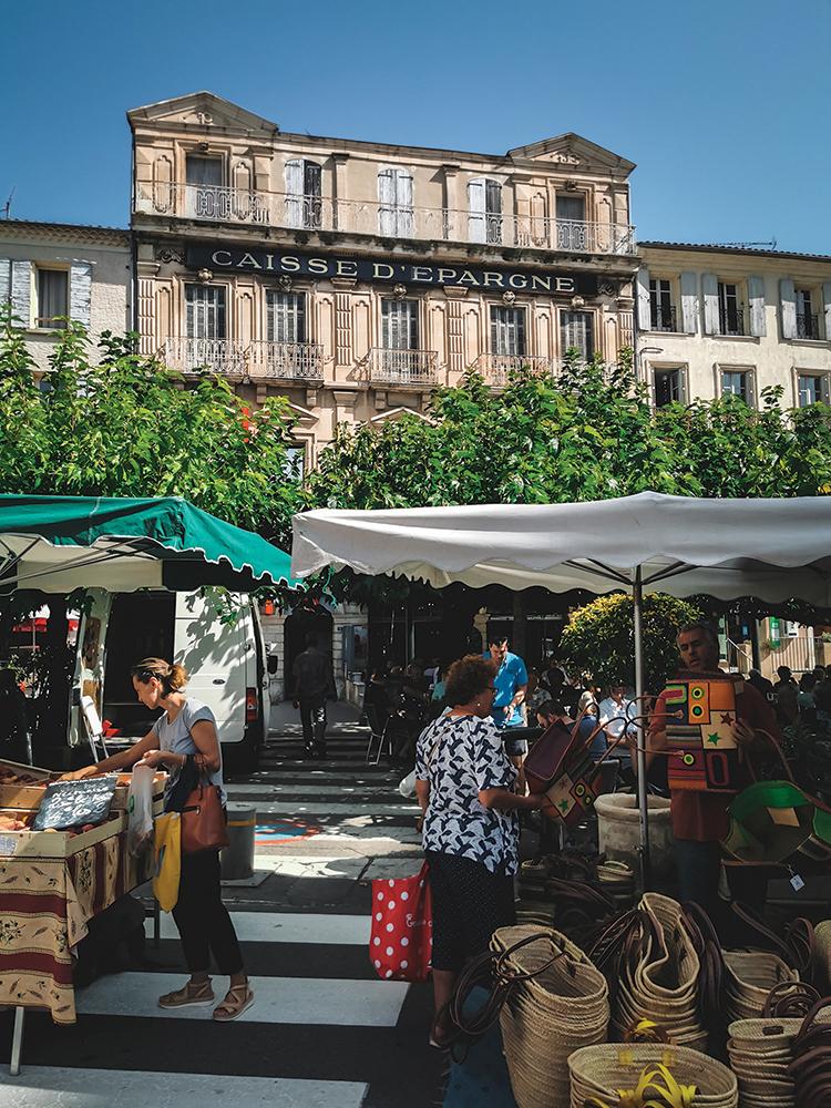 Marketi-in-Provence