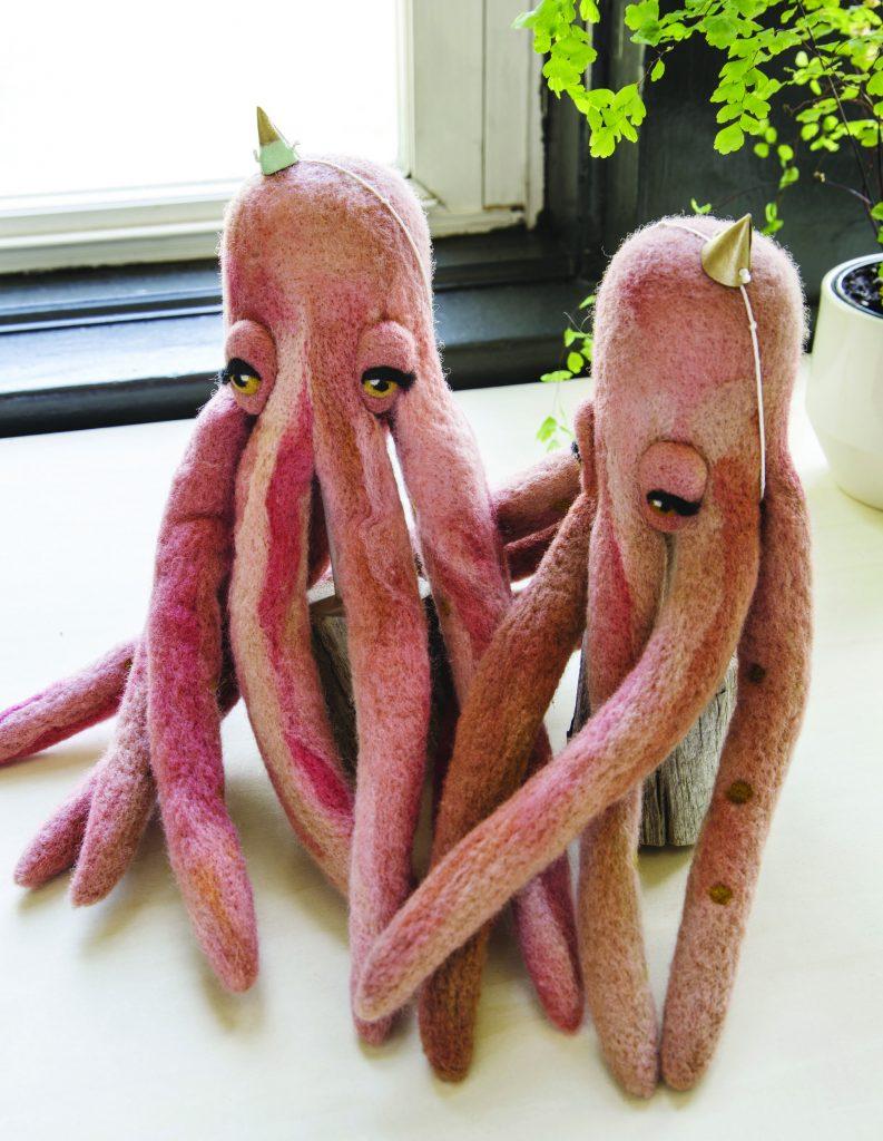 PetitFelts Octopus