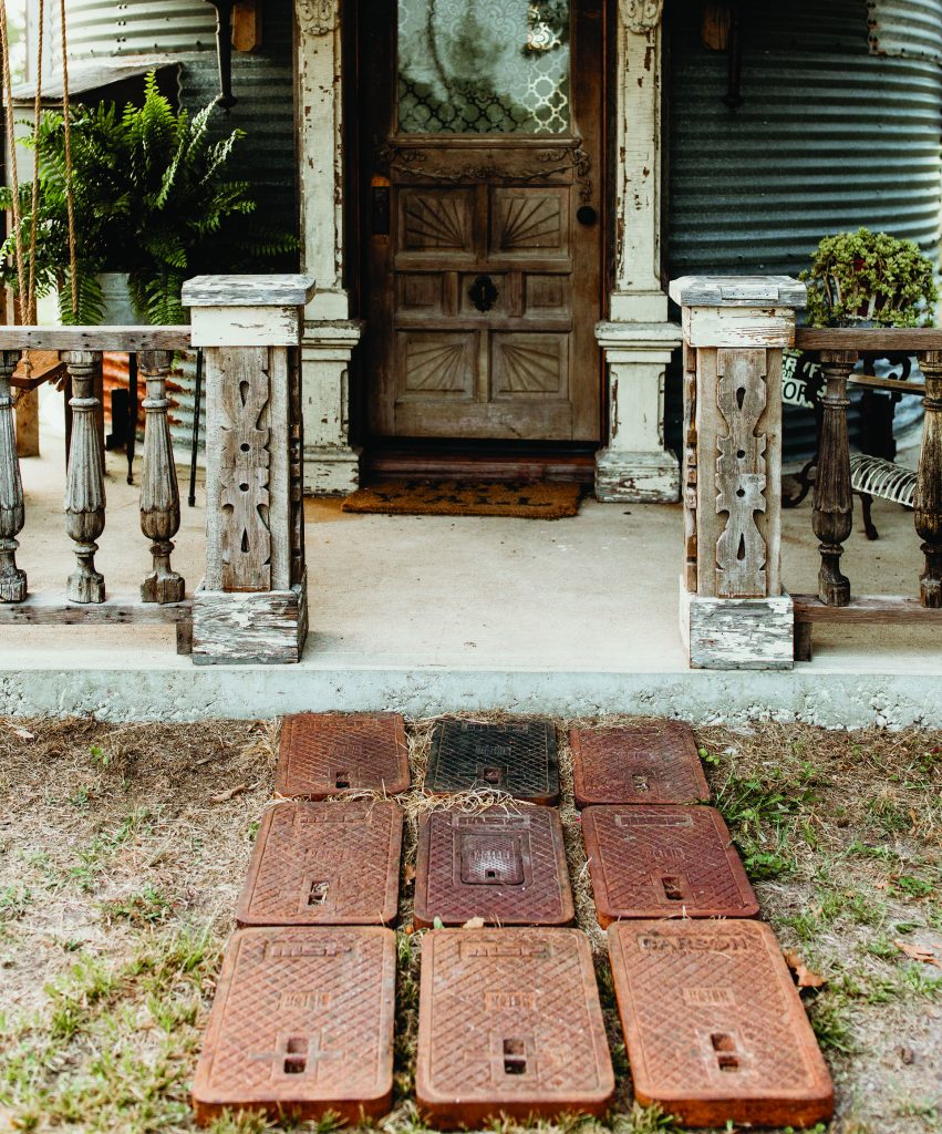Amy Kleinwachter Antique Structure