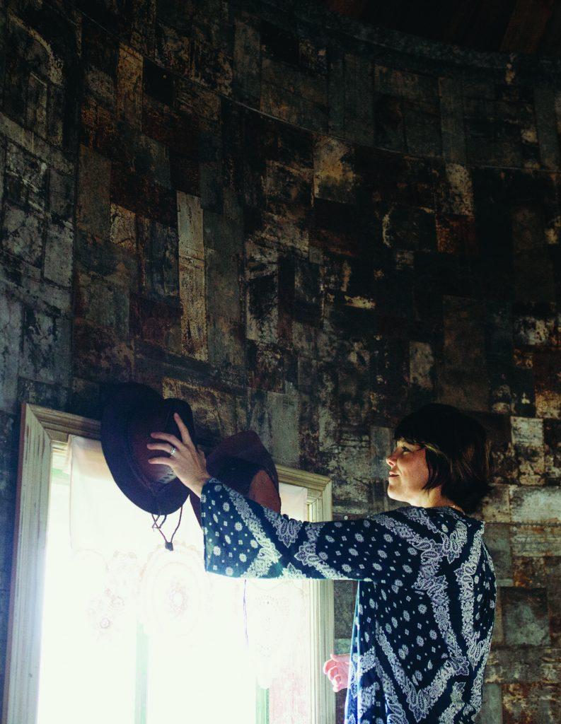 Amy Kleinwachter Hanging Antique Decor