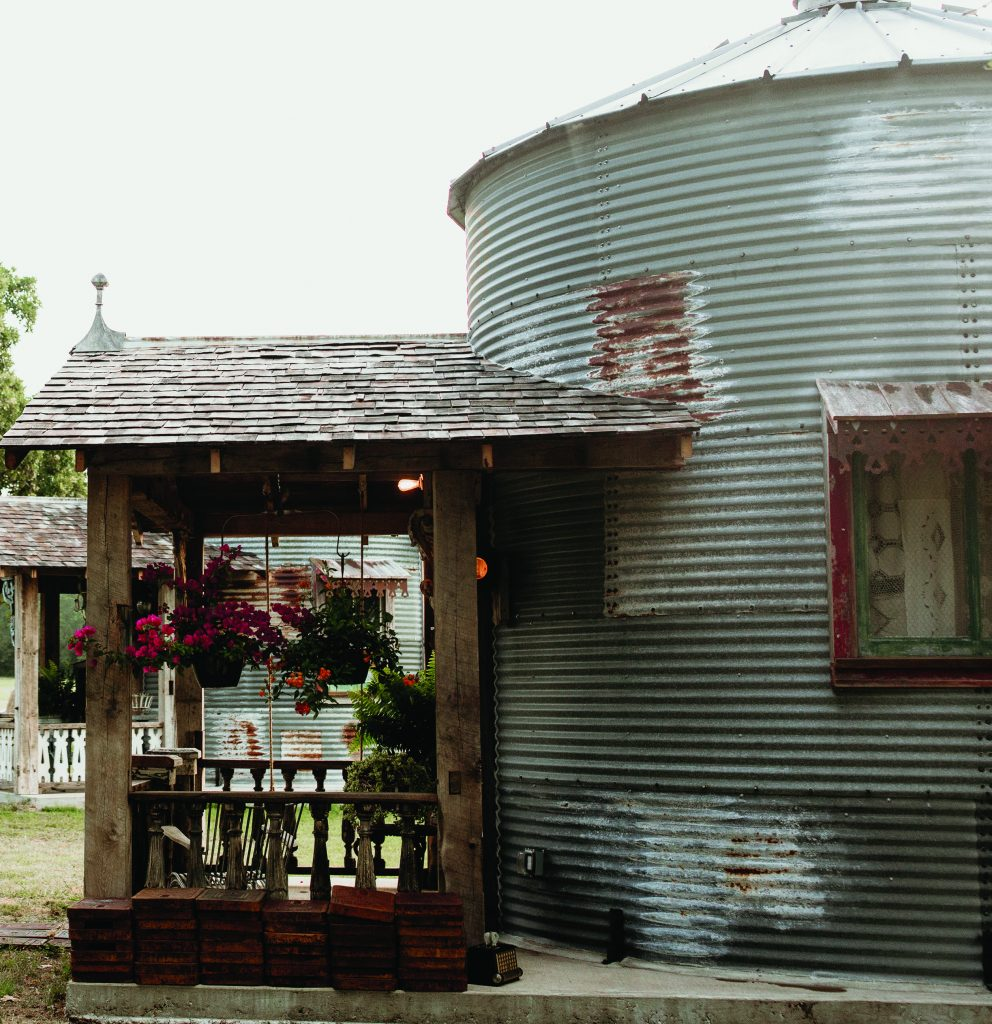 Amy Kleinwachter Silo Project