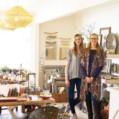 Brooke & Vicki Rawlins