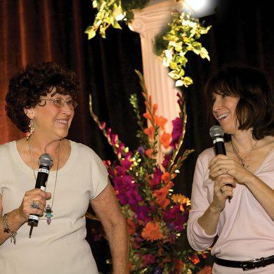 Ariel Wolfe & Liz Dawn