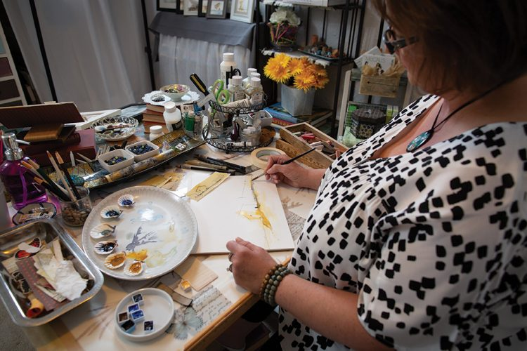 Women Create Vicki Clarkson