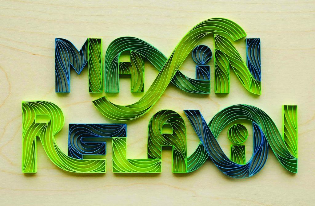 Alia Bright's 'Maxin Relaxin' piece