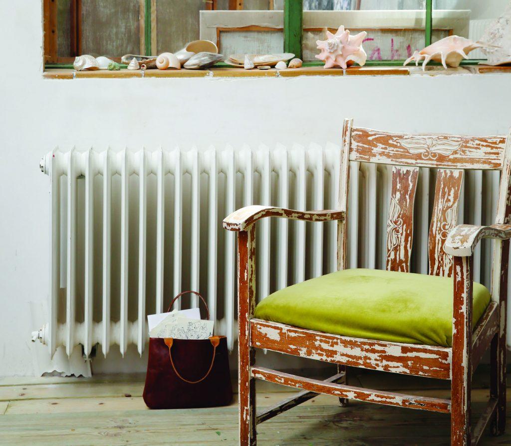 Gaby van Baal Loft with Chair