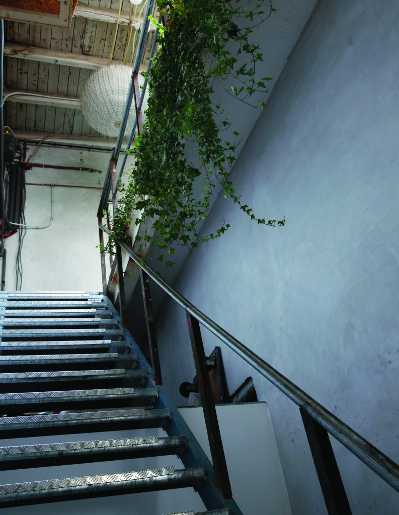 Gaby van Baal Loft Stairs