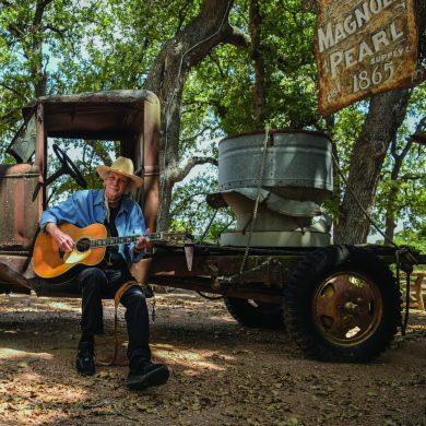 Rex Foster Truck and Guitar