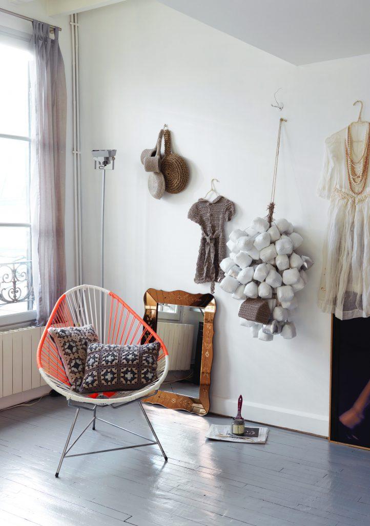 Aurélie Mathigot Sewn Chair