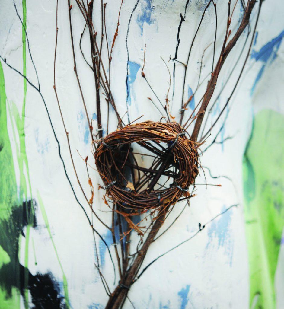 Judith Kindler Bird Nest