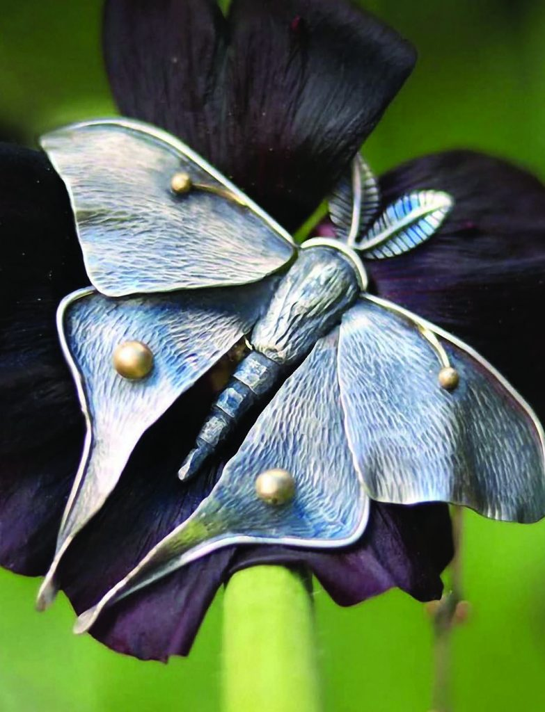 Nicole Ringgold Moth