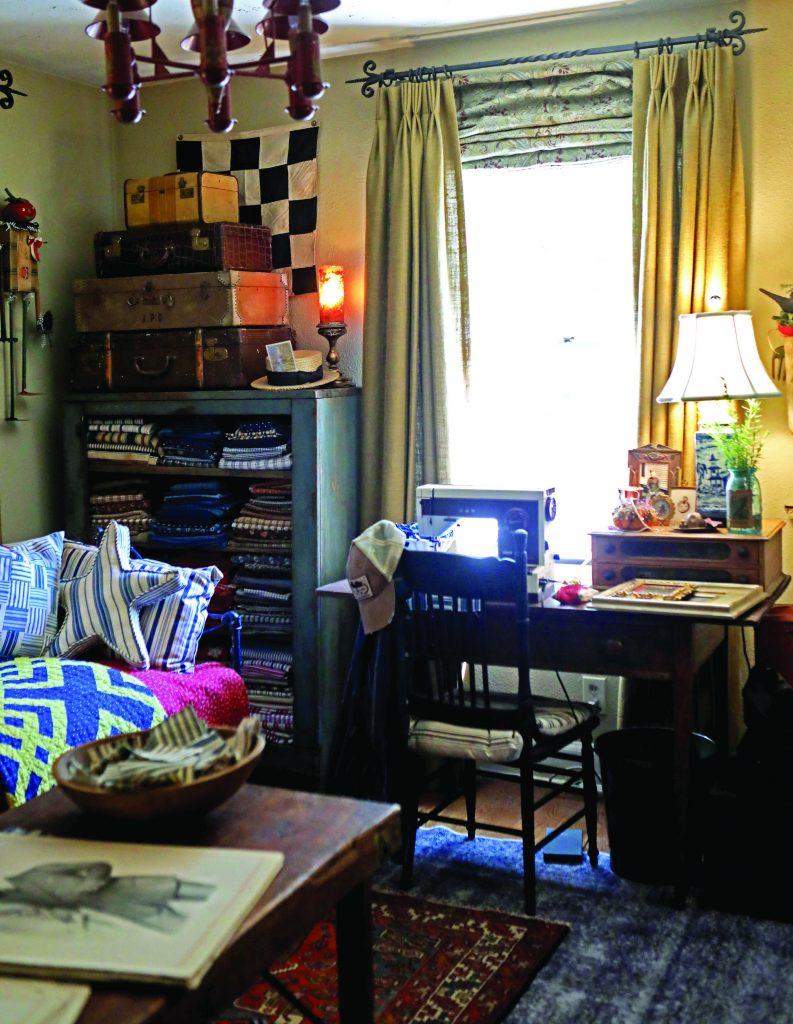 Jason Parker Counce Living Room