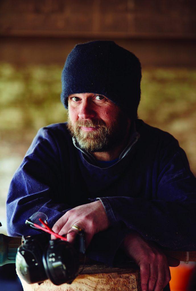 Nic Webb Portrait