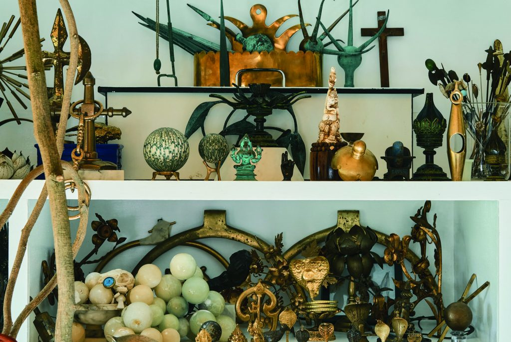 Susan Pullman Brooks Creating Sculpture Shelf