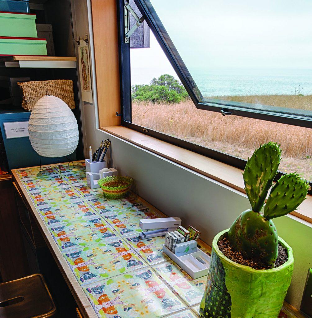 Bonnie Saland Desk