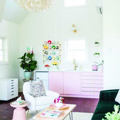 Tessie Fay Snow Living Room